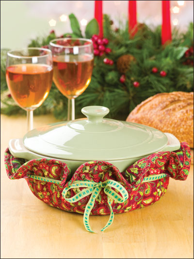 Christmas Casserole Caddies