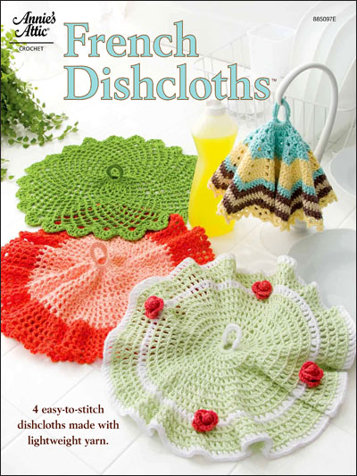 French Dishcloths
