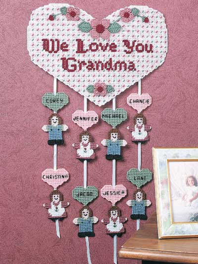 We Love You Grandma