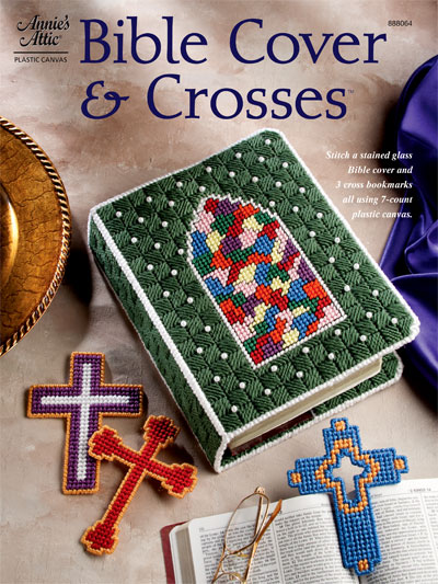 Bible Cover & Crosses