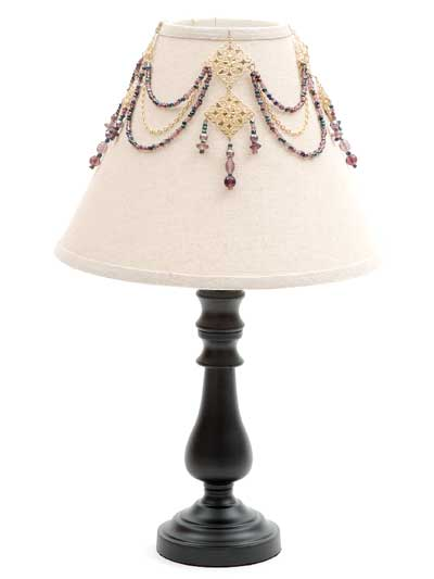 Lamp Shade Jewelry