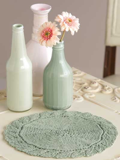 Heirloom Table Mat