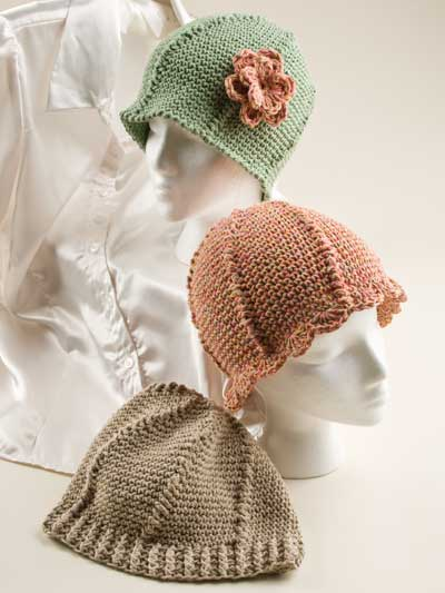 Stitches of Love Chemo Hats