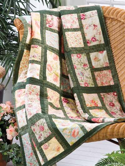 Quilting Lap Quilt Patterns Pieced Quilt Patterns