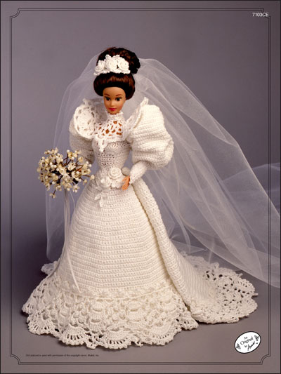 Gibson Girl Bridedoll