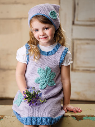 Simple Springtime Jumper & Kerchief