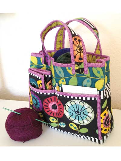 Crochet Caddy & Tote