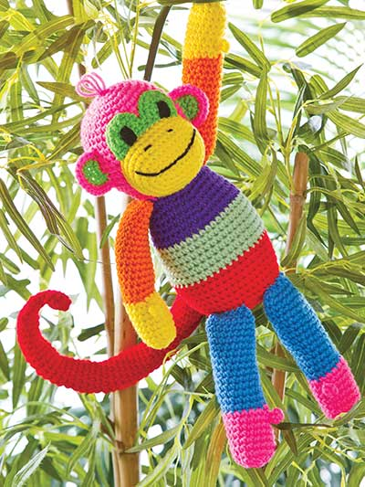 Patchwork Monkey