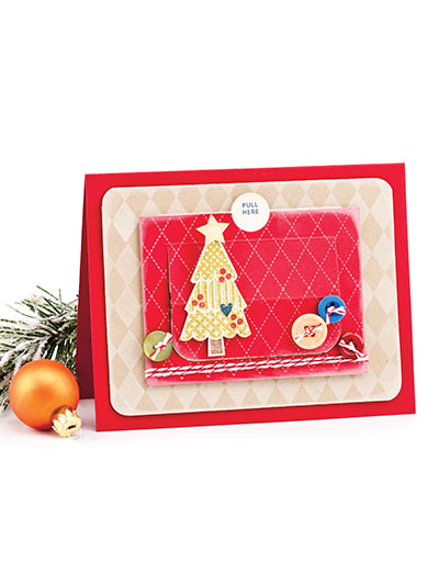 Christmas Slider Card