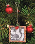 Auld Lang Syne Ornament