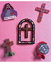 Quick-to-Stitch Bible Crafts