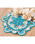 Loops & Lace Doily