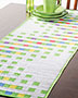And the Beat Goes On Table Runner