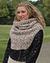 Annie's Signature Designs: Sherpie Cowl Knit Pattern
