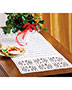 Holiday Table Runner Pattern