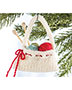 It's in the Bag Knitting Ornament Pattern