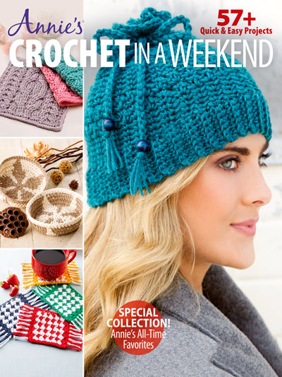 Annie's Crochet in a Weekend