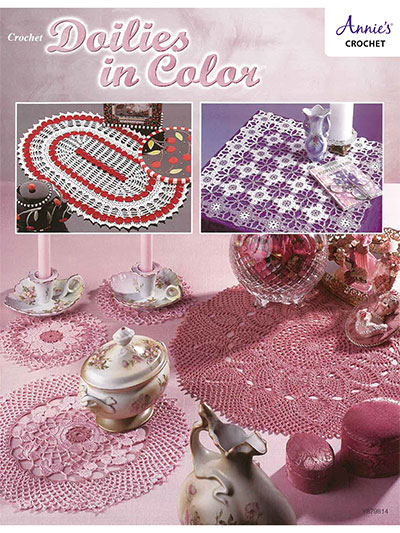 Doilies in Color
