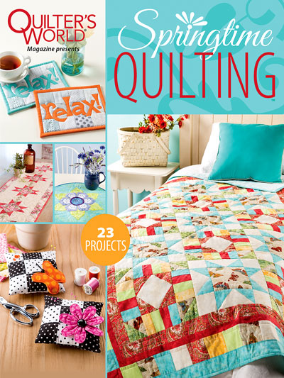 Springtime Quilting Pattern