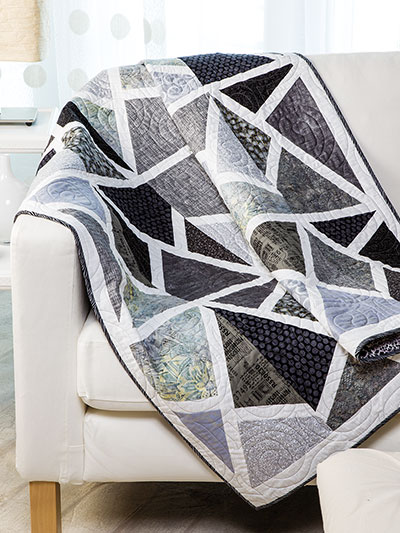EXCLUSIVELY ANNIE'S QUILT DESIGNS: Fractured Quilt Pattern