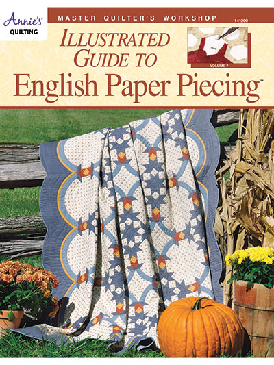Master Quilter's Workshop Illustrated Guide to English Paper Piecing Pattern