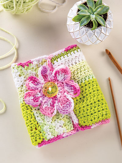 Stitcher's Accessory Case Crochet Pattern