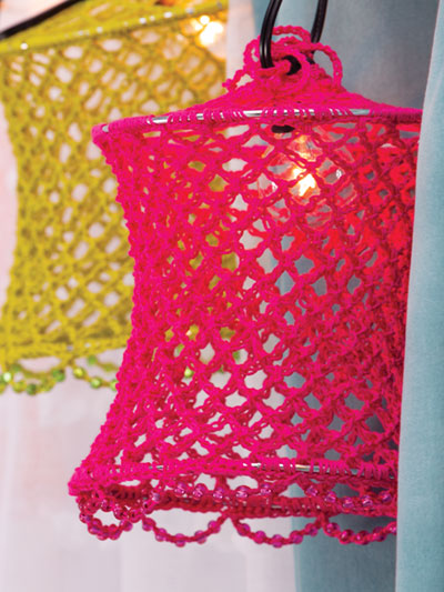 Caribbean Cabana Lights Crochet Pattern