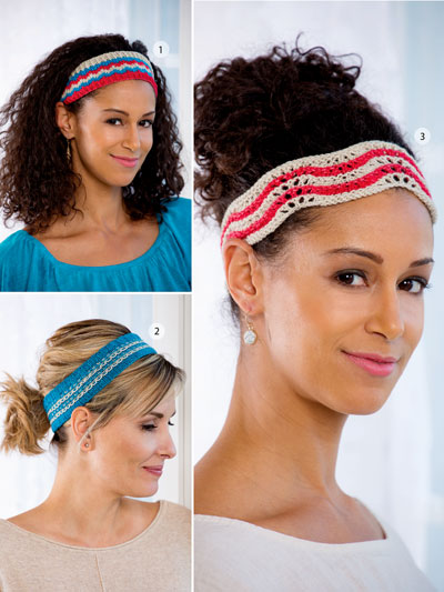 Biddle Headbands Knit Pattern