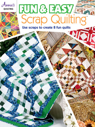 Fun & Easy Scrap Quilting Pattern