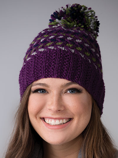 Leebrick Hat Knit Pattern