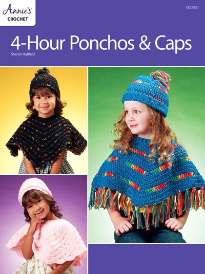 4-Hour Ponchos & Caps