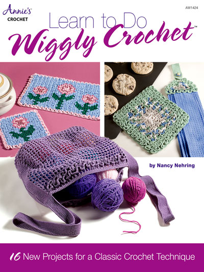 Learn to Do Wiggly Crochet