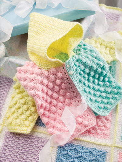 Bubble Gum Baby Crochet Pattern