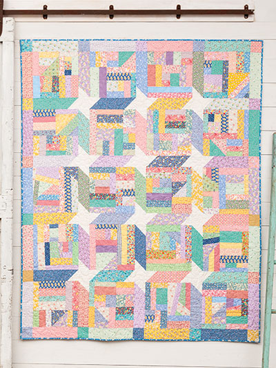 EXCLUSIVELY ANNIE'S QUILT DESIGNS: Stars From the Past