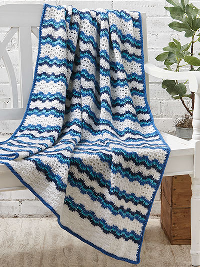 Summer Breeze Throw