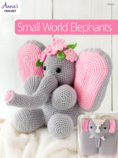 Small World Elephants Crochet Pattern