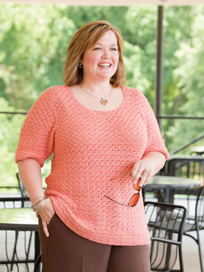 Soft Shell Tee Crochet Pattern