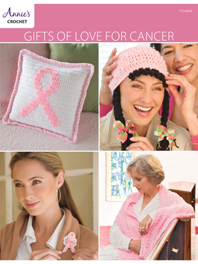 Gifts of Love For Cancer Crochet Pattern