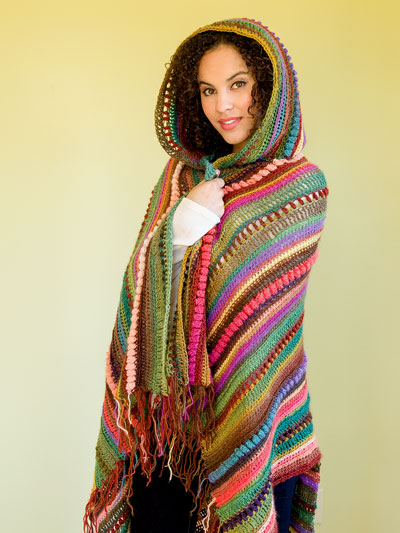 Dream Weaver Shawl Wrap