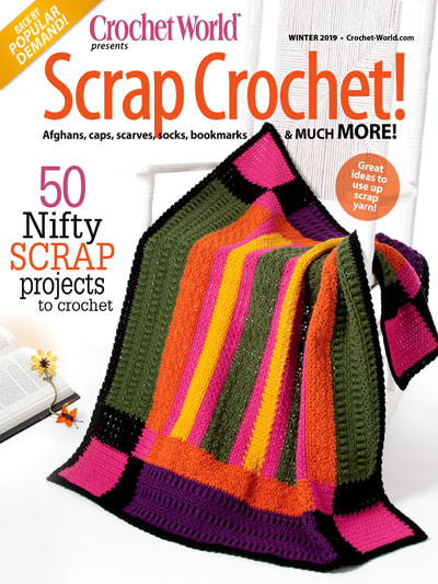 Scrap Crochet! 50 Nifty Scrap Projects to Crochet