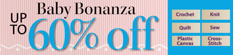 Baby Bonanza! Up to 60% OFF