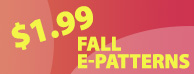 Fall Preview Sale!